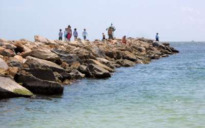 North Jetty Beach & Park Review