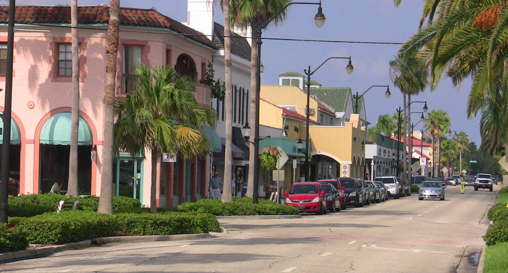 Venice Beach Attractions Florida